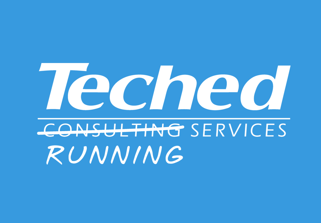 Teched is taking part in the business race MAGENTA 1 B2B RUN Zageb