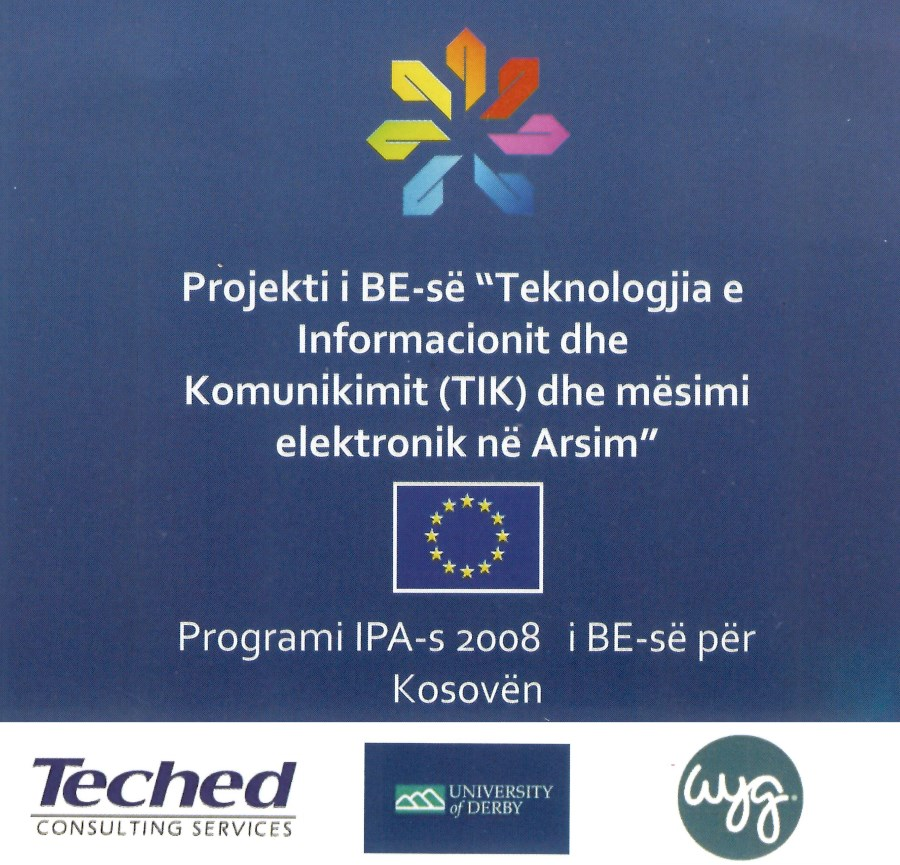 "Closing ceremony for the project ""Information and Communication Technology (ICT) and e-learning in Education Project - Phase II"" in Kosovo"